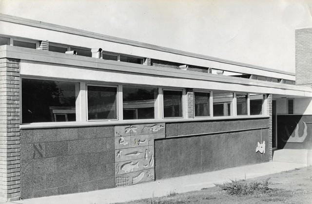 Walls in Sculptural Relief
